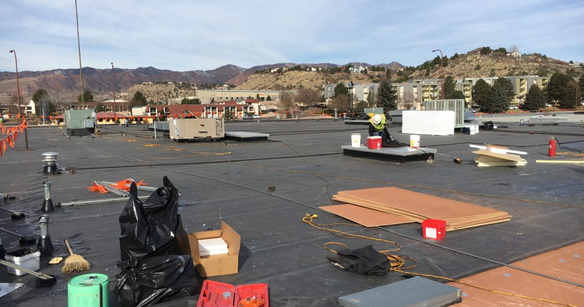 Roofer Of Choice In Colorado Springs Weathercraft Roofing