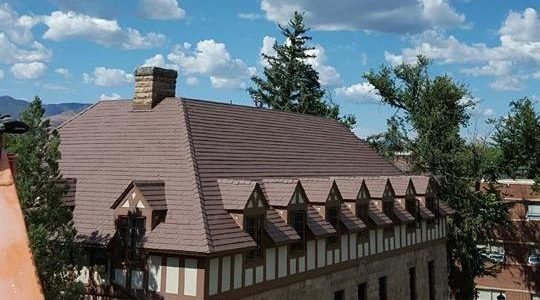 Steep Sloped Roof Systems Weathercraft Roofing